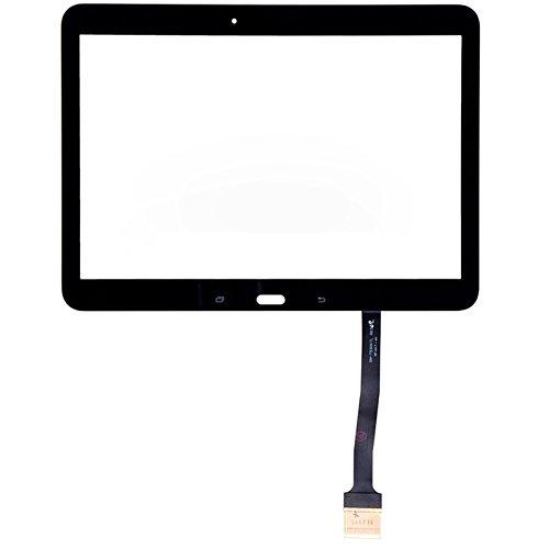 LCD-scherm, tablet pc repareren delen van Touch Panel Scree Display Flex kabel voor Samsung Galaxy Tab 4 10.1 / T530 / T531 / T535, Zwart