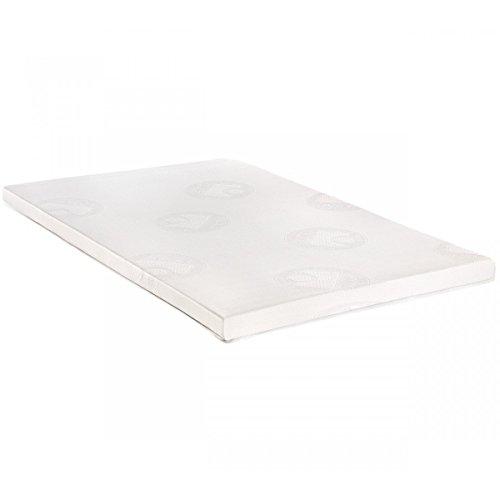 Bultex - Matelas bultex pour canapé-lit Convertible 135x185 en Mousse - Blanc