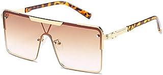 N/D - Gafas De Sol De Una Pieza Para Hombre Gafas De Sol Modernas Cuadradas