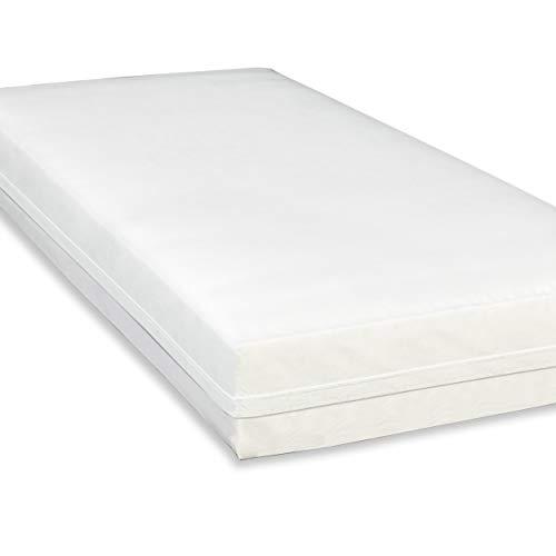 Softsan Extraweich Allergiker Matratzenbezug milbendicht 140x200 cm, Höhe 25 cm, Encasing zum Milbenschutz für Hausstauballergiker milbenkotdicht