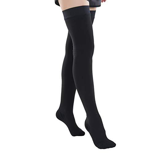 Rodilla Alta Calcetines y Medias de Compresión para Hombres y