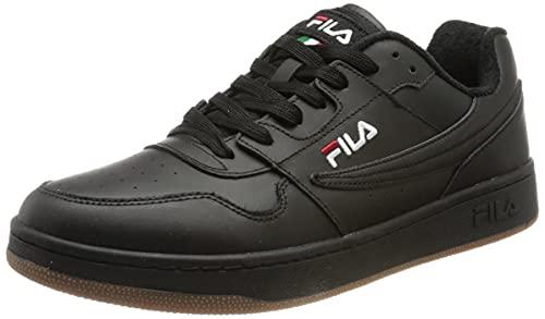 FILA Arcade men zapatilla Hombre, negro (Black/Gum), 46 EU