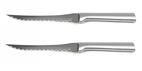 Rada MFG Rada Cutlery Tomato Slicer, Aluminum Handle, 2 Pack