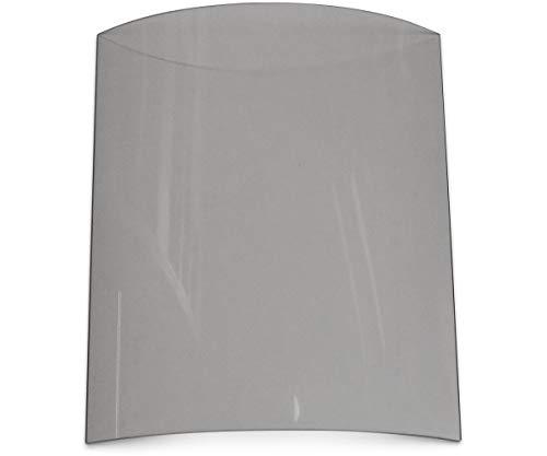 Sichtscheibe für Techfire UNI-4030 Kaminöfen - Glaskeramik - Passgenaues Kaminofen Ersatzteil