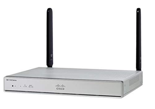 Cisco C1111-8PWB Integrated Services Router 1100 with 8-Gigabit...
