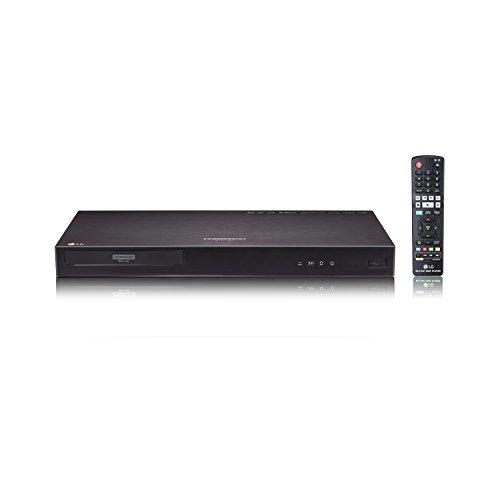 LGエレクトロニクス『4K Ultra HD ブルーレイ™ディスクプレーヤー(UP970)』
