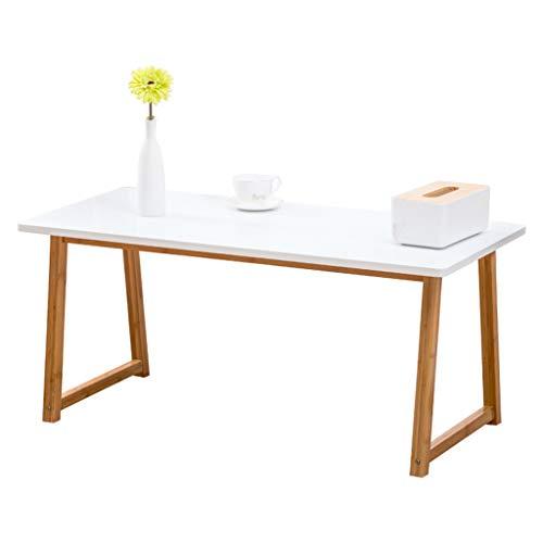Tables basses Petite carrée Petite Chambre Petit Appartement Balcon Mini Table Salon créative Blanche, Pliable