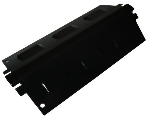Music City Metals 94631 Porcelain Steel Heat Plate Replacement for Select Gas Grill Models by Charbroil, Kenmore and Others