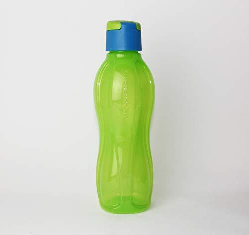 Tupperware EcoEasy Trinkflasche 750ml Grün/Türkis