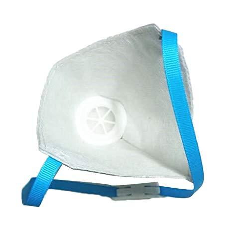 JHK 3pcs Maske Rauch for Hund, Durable Und Ungiftig Hund Mundschutz Leicht Anti-PM2.5 Anti-Fog/Staub/Secondhand Smoke Filter Luft Pollutants Freundliche Materialien Zu Tragen Umwelt - 3
