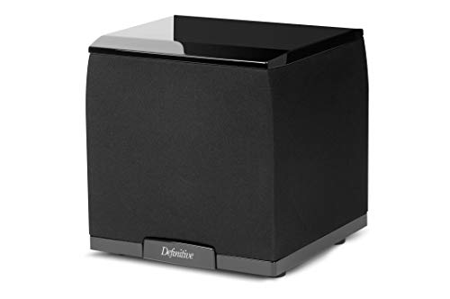 "Definitive Technology SuperCube 2000 Ultra-Compact 7 1/2"" Powered Subwoofer 