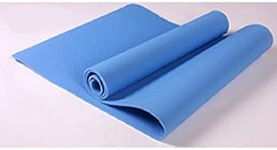 TPE Yogamat Antislip Tapijt Pilates Gym Sport Oefenpads voor Beginner Fitness Milieu Gymnastiekmatten 183x61x0.6CM