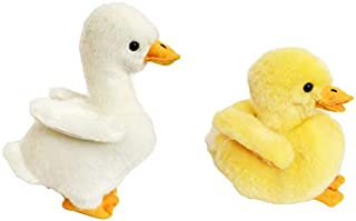 Kingdom Kuddles Duck and Goose Plush Animals - Stuffed Animals