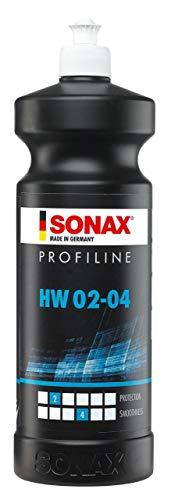SONAX 02803000 PROFILINE HW 02-04  (1 Liter) Lackierverträgliche Konservierung aus der Profi-Serie | Art-Nr. 02803000