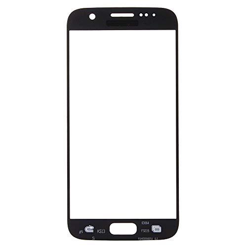 zNLIgHT Interne Telefoon Onderdelen | UV Lijm Voorste Glas Scherm Vervanging Reparatie Kit voor Samsung Galaxy S7 G930, OneSize, Zwart