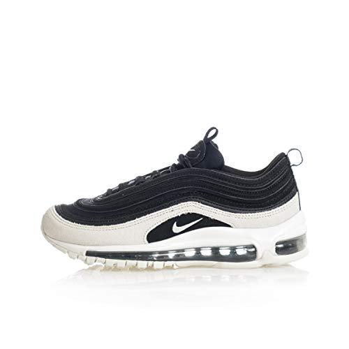 Nike W Air MAX 97 PRM, Zapatillas de Atletismo Mujer, Multicolor (Black/Spruce Aura/Black/Spruce Aura 007), 38 EU