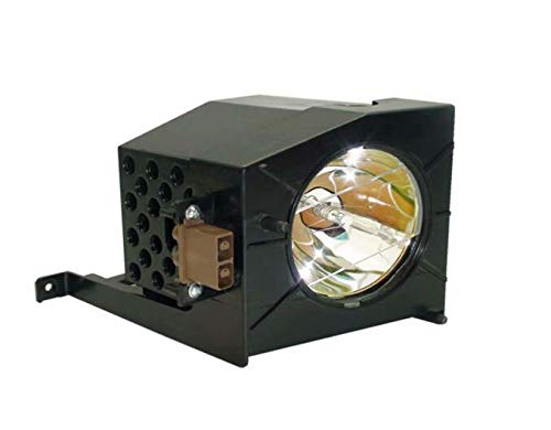 CTLAMP A+ Quality D95-LMP Projector Lamp Assembly with OEM Pheonix Bulb with Housing Compatible with TOSHIBA 46HM15 46HM95 46HMX85 52HM195 52HM95 52HMX85 52HMX95 56HM195 56MX195 62HM15A 62HM195 62HM85