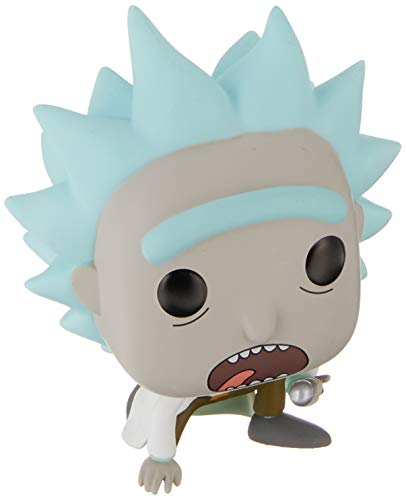 POP Funko Rick and Morty 572 Schwifty Rick Exclusive
