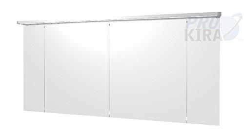 PELIPAL Balto Spiegelschrank/BL-SPS 18 / Comfort N / 152x74,5x24cm / A++