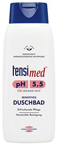 Tensimed Duschbad 300ml, 4er Pack (4 x 300 ml)