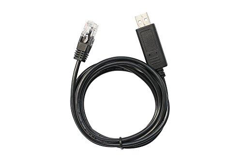 EPEVER CC-USB-RS485-150U Kommunikationskabel RS485 1,5 m für Solar-Controller mit RJ45 (CC-USB-RS485-150U)