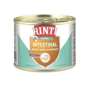 Rinti Canine Intestinal Lamm   12x 185g Diät-Hundefutter nass