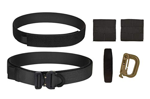 A.W.S. Inc Tactical Belt System with...