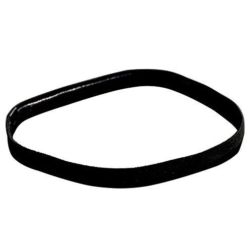 Sport Hoofdband Niet Slip Haarband Grip Elastische Silicone Yoga Hoofdband voor Hardlopen, Fitness, Yoga, Hockey, Voetbal, Basketbal, Gym, Volleybal