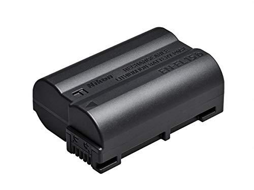Nikon EN-EL15b Camera/Camcorder Battery Lithium-Ion (Li-Ion) - Camera/Camcorder Batteries (Lithium-Ion (Li-Ion), Kamera, Nikon, Z 7, Z 6, Schwarz, 1 Stück(e))