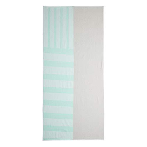 adidas Damen Beach Handtuch, Clear Mint/Raw White, One Size