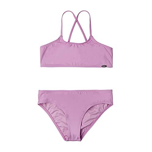 O'NEILL Bikini Esencial para niñas, Niñas, Set de Bikini, 1A8370, Wild Lavender, 176