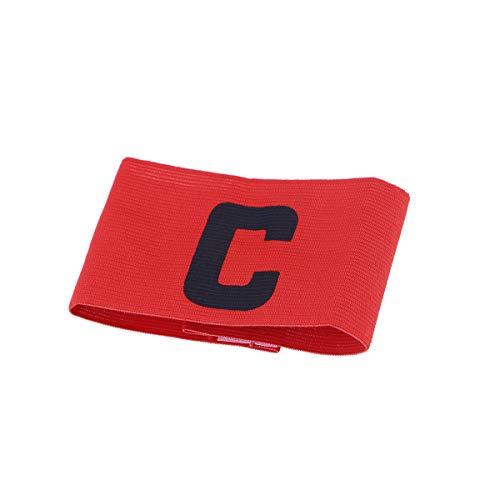 LIOOBO Fascia capitano WINOMO Fasce calcio elastiche e regolabili con lettere C 4PCS