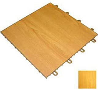 Mateflex Tileflex Indoor Modular Flooring Tile 572303 Maple