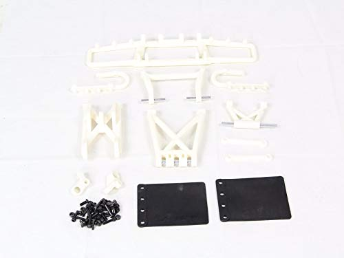 Why Should You Buy Part & Accessories Rovan Nylon Rear Bumper Kits for RC CAR Parts 1/5 Scale Gas Rc...