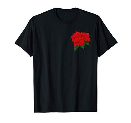 Holiday Poinsettia T-Shirt