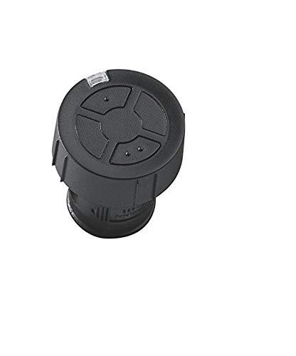 Hörmann 2-Tasten- Handsender HSZ 2, BiSecur, schwarz