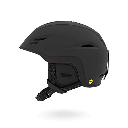 Giro Union MIPS Casque de Protection Unisex-Adult, Noir Mat, L 59-62.5cm