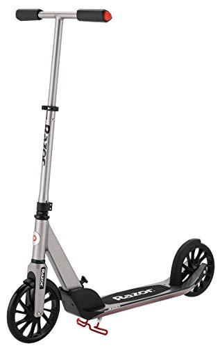 Razor A5 Prime Kick Scooter - Large 8' Wheels,...