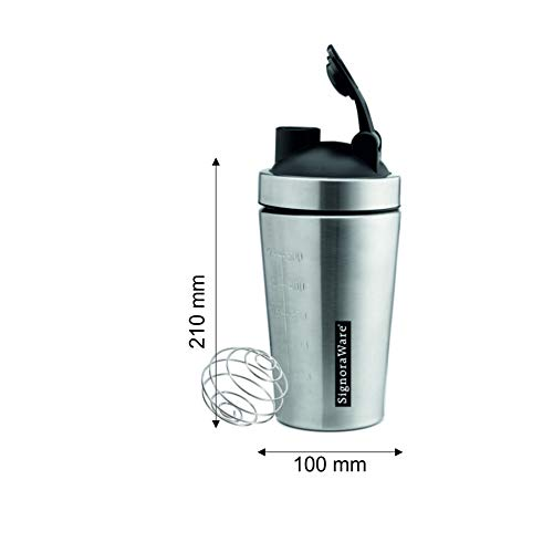 Signoraware Charger Shaker Steel