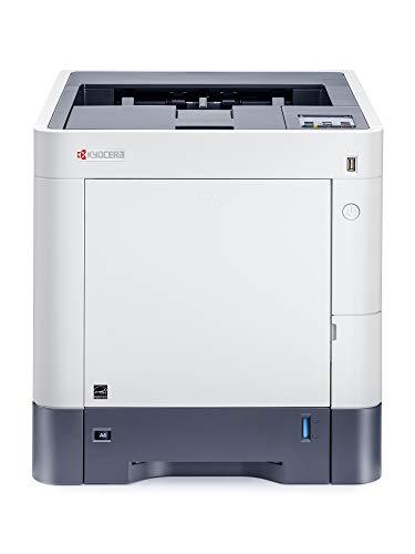 Kyocera Klimaschutz-System Ecosys P6230cdn/KL3 Laserdrucker. 3 Jahre Kyocera Life vor Ort Service. Farblaserdrucker. 30 Seiten pro Minute mit Mobile-Print-Funktion