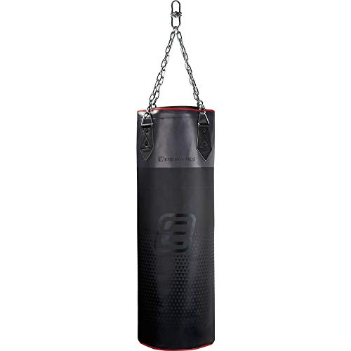 ENERGETICS Box-Sack 225509 Box-Sack Black/ Grey/ Red 90