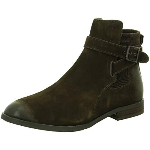 SPM Shoes & Boots dames laarzen laarzen laarzen 17877204-0W0-09-0384 bruin 177952