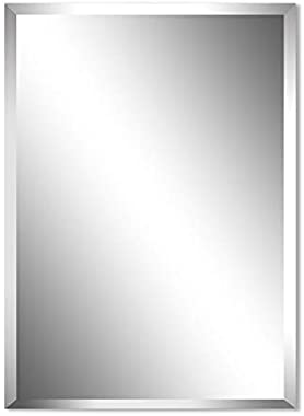 Neo Frameless Bathroom Mirror
