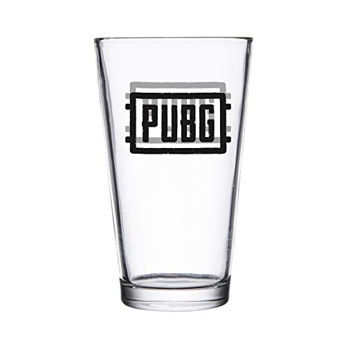 "Playerunknown\'s Battlegrounds Glass \""Logo\"""