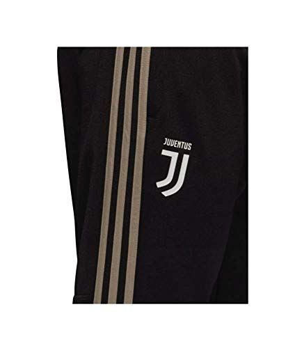 adidas Herren Juve Training Hose, Black/Clay, L