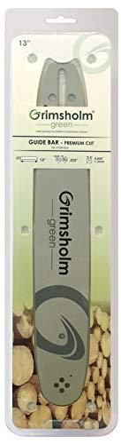 Grimsholm Green - Guía para Husqvarna (13-18', 0,325', 0,050'/1,3 mm)