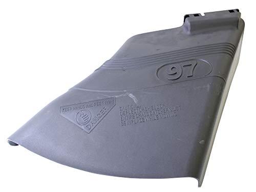 SECURA Deflektor kompatibel mit Husqvarna LT151 96041001701 Rasentraktor