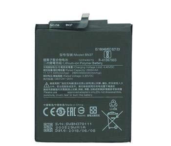 Xiaomi Für Original BN37 Battery for Redmi 6, Redmi 6A 3000 mAh, Bulk