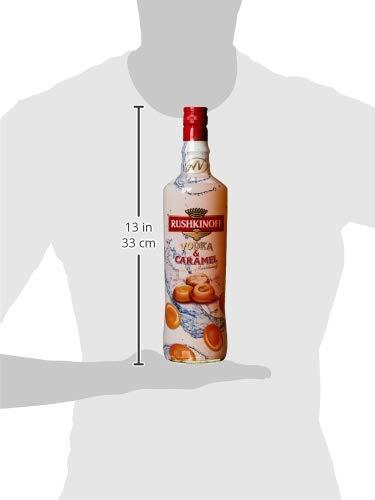 Rushkinoff Caramelo Wodka - 2