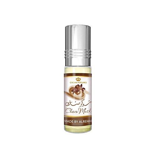 Prime CHOCO-MUSK Duft, Unisex, ohne Alkohol, Parfümöl, 6 ml (6 ml, CHOCO-MUSK)